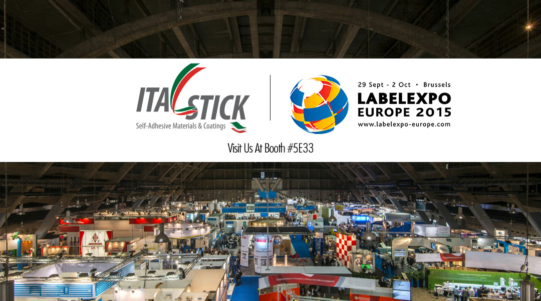 Italstick a Labelexpo Europe 2015