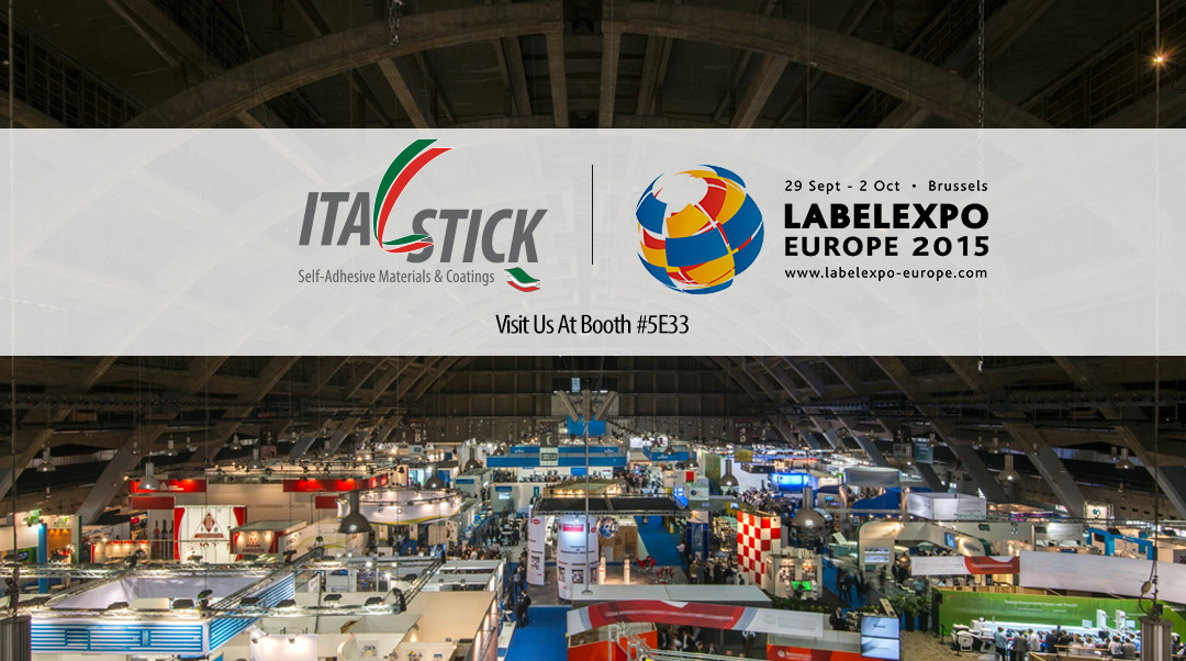 Italstick at Labelexpo Europe 2015