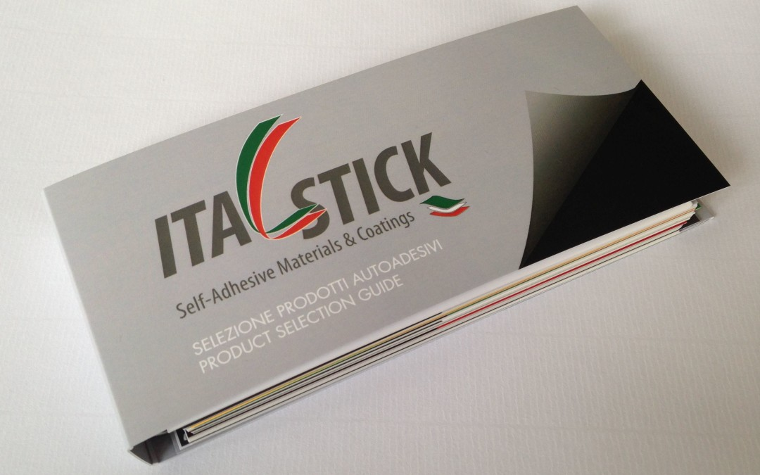 The new Italstick sample-book