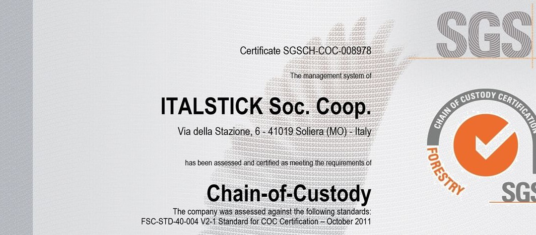 Extention of standard FSC® Certification